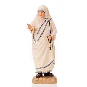 Statues en bois peint: Mère Thérèse de Calcutta