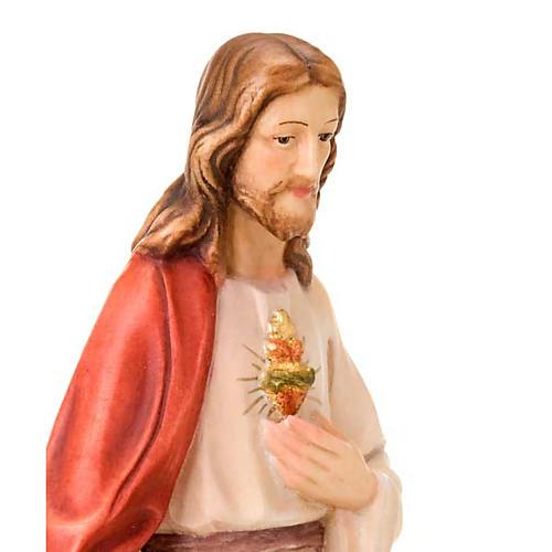 Najświętsze Serce Jezusa drewno 2