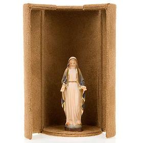 Statua bijoux Maria con scatola nicchia s5