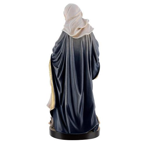 Grödnertal Holzschnitzerei Heilige Anna mit Maria 7