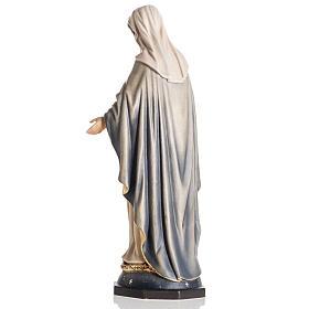 Matka Boża Łaskawa drewniana figurka malowana Val Gardena s5