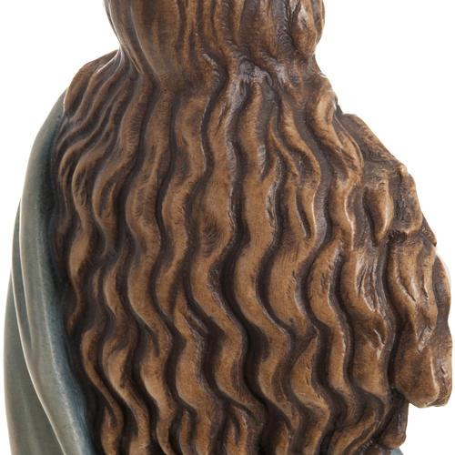 Imagem madeira Imaculada Conceição de Murillo 14