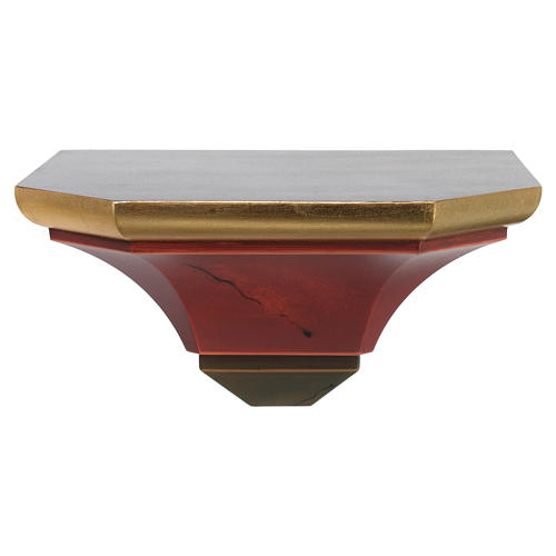Wall bracket for wooden statues old style 1