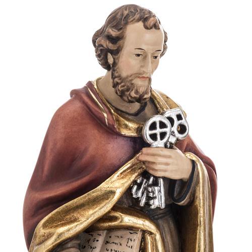 San Pietro con le chiavi 31 cm 3