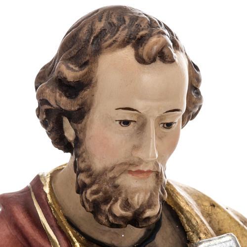 San Pietro con le chiavi 31 cm 8
