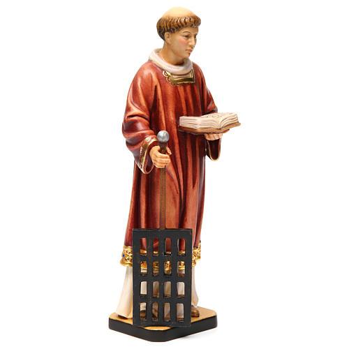 San Lorenzo legno colorato 30 cm 4