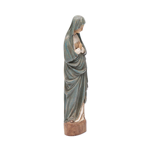 Our Lady of the Annunciation 25 cm blue 4