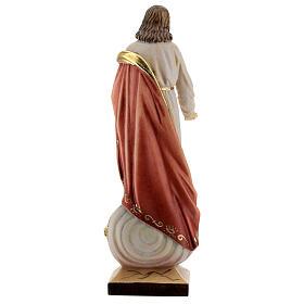 Sacro Cuore Gesù con particola colorato s4