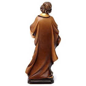 The artisan Saint Joseph coloured statue s5