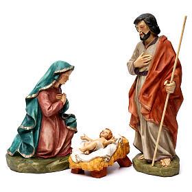 Figura Święty Józef Rzemieślnik kolorowa s7