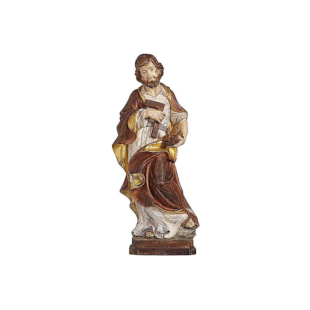 San Giuseppe artigiano oro zecchino antico 4