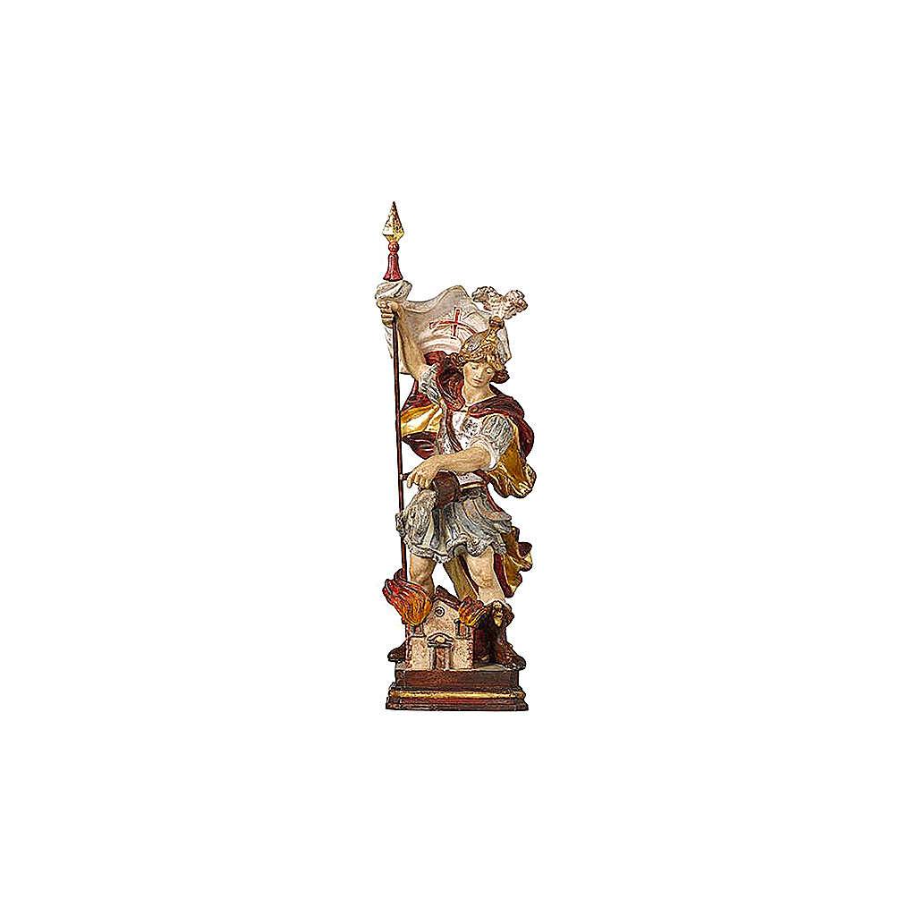 San Floriano oro zecchino antico Val Gardena 4