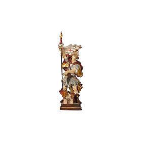 San Floriano oro zecchino antico Val Gardena s2