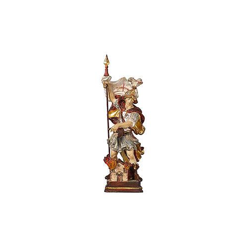 San Floriano oro zecchino antico Val Gardena 2