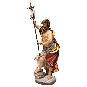 Statua San Giovanni colorato s3