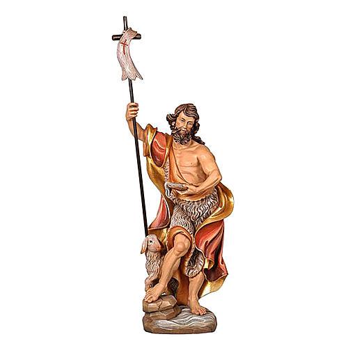 Statua San Giovanni colorato 1