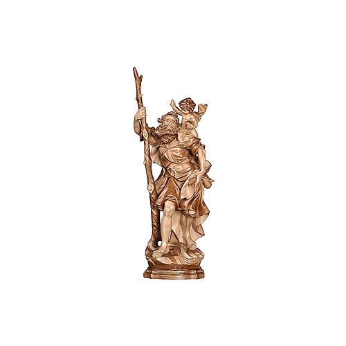 San Cristoforo legno finitura brunito 3 colori 2