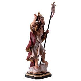 Statue Résurrection colorée Val Gardena s4