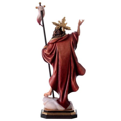Statue Résurrection colorée Val Gardena 5