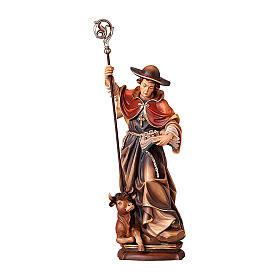 San Leonardo legno colorato Valgardena s1
