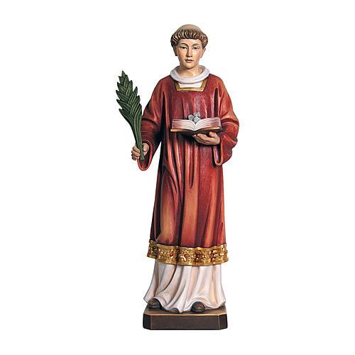 ab7d188aaac San Esteban madera coloreada Val Gardena 1