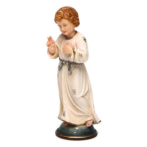 Gesù Adolescente 12 cm legno Valgardena in box 2
