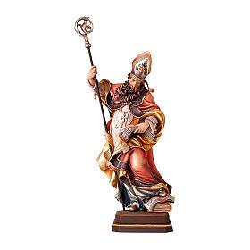 Vescovo legno colorato Valgardena s1