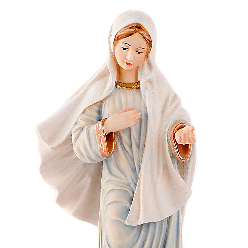 Our Lady of Medjugorje statue 4