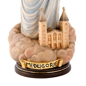Our Lady of Medjugorje statue s3