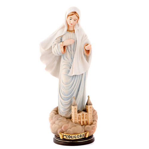 Our Lady of Medjugorje statue 1