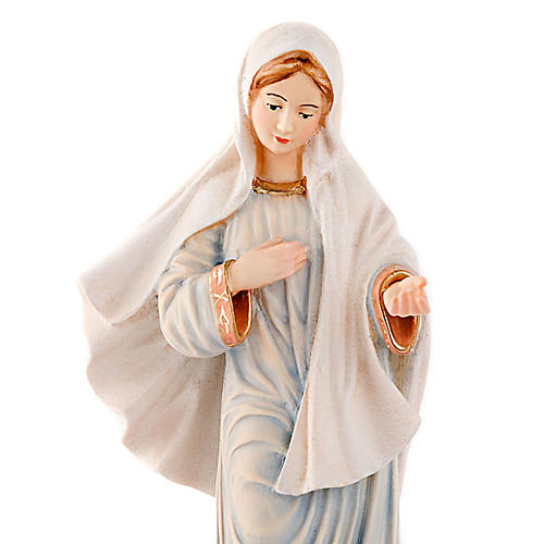 Our Lady of Medjugorje statue 2