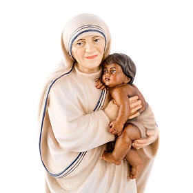 Mother Therese of Calcutta statue s2