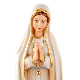 Nossa Senhora de Fátima pintada s2