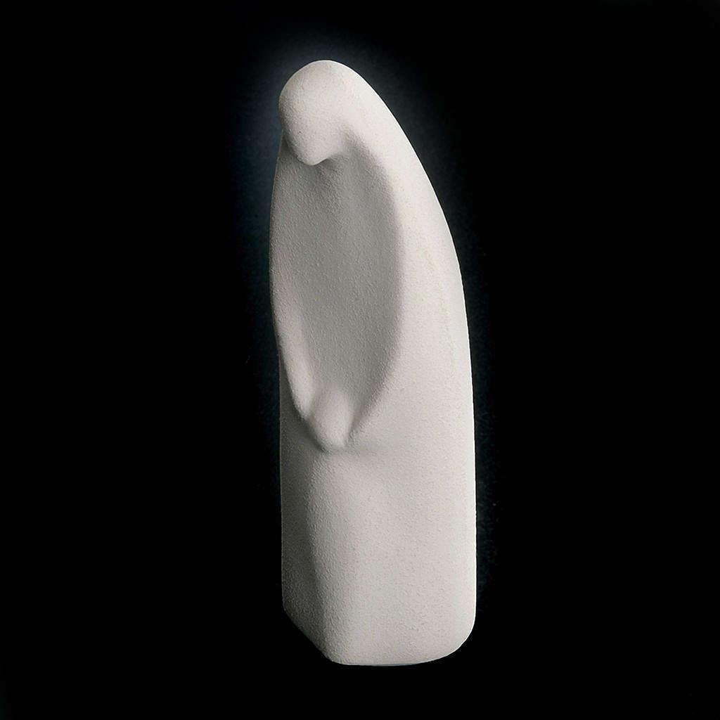 Vierge du bon chemin statue argile réfractaire 4