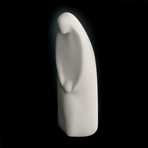Vierge du bon chemin statue argile réfractaire 2