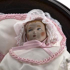 Petite fille Très Sainte Marie 18 cm s4