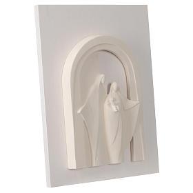 Sagrada Família alpendre madeira argila Centro Ave 40,5 cm s2