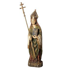 Saint Eveque 95cm Holz Bethleem s1