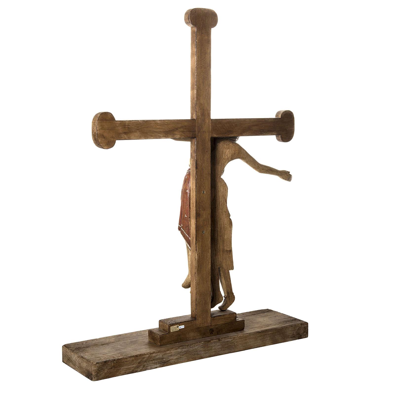 Amour du Coeur de Jésus 105 cm bois Bethléem 4