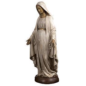Immaculate Madonna de la Rue du Bac in stone, Bethléem 150cm s3