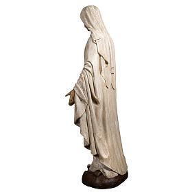 Immaculate Madonna de la Rue du Bac in stone, Bethléem 150cm s4