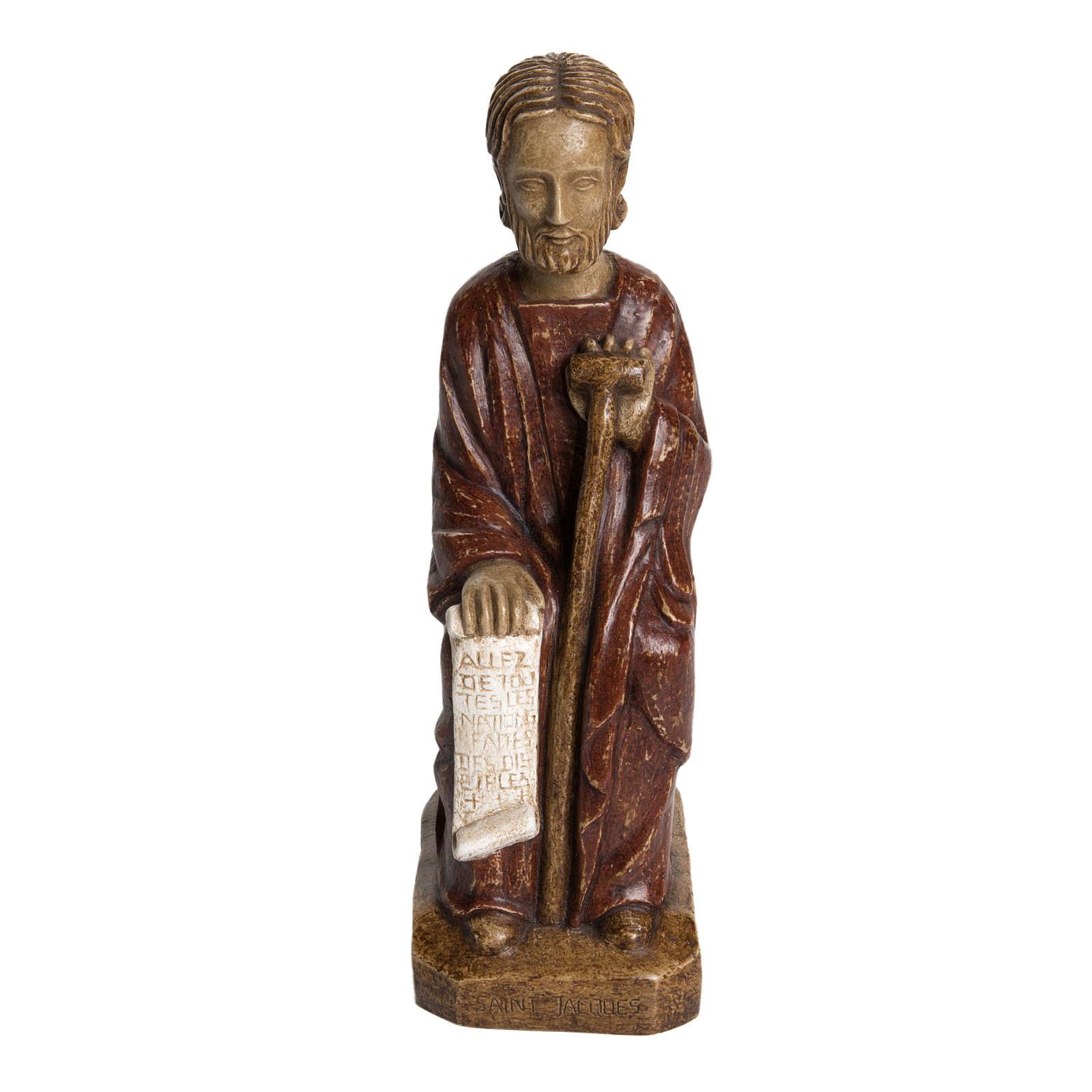 Saint Jacques 25,5 cm pierre Bethléem 4