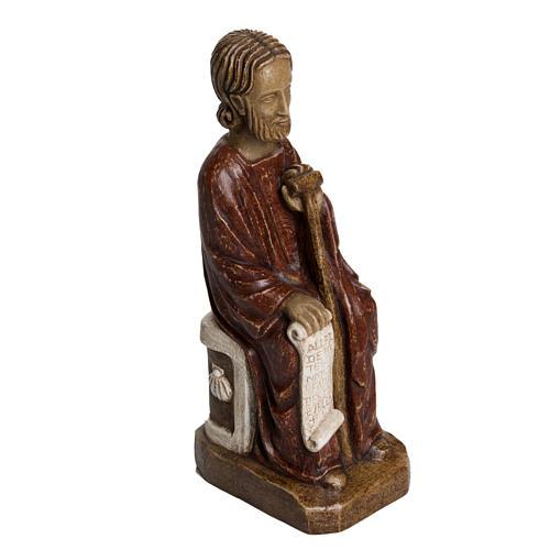 San Giacomo 25,5 cm pietra Bethléem 2