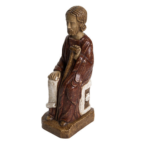 San Giacomo 25,5 cm pietra Bethléem 3