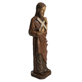 Saint André 72 cm pietra Bethléem s2