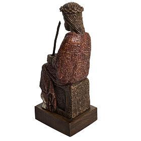 Ecce Homo stone statue 39 cm, Bethlehem Nuns s3