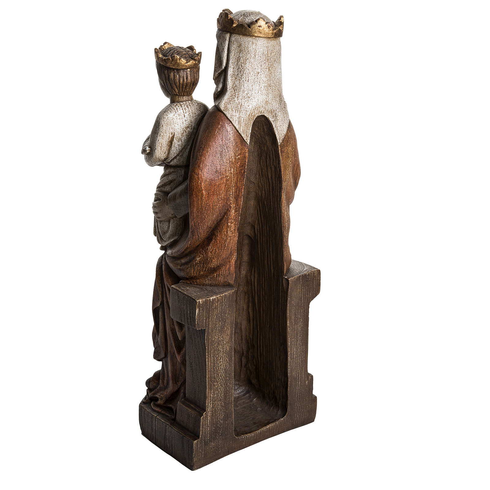 Our Lady of Liesse statue 65 cm, Bethlehem Nuns 4