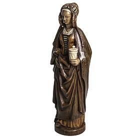 Santa Maria Maddalena 40 cm pietra Bethléem s3