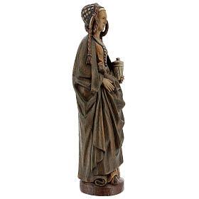 Santa Maria Maddalena 40 cm pietra Bethléem s4