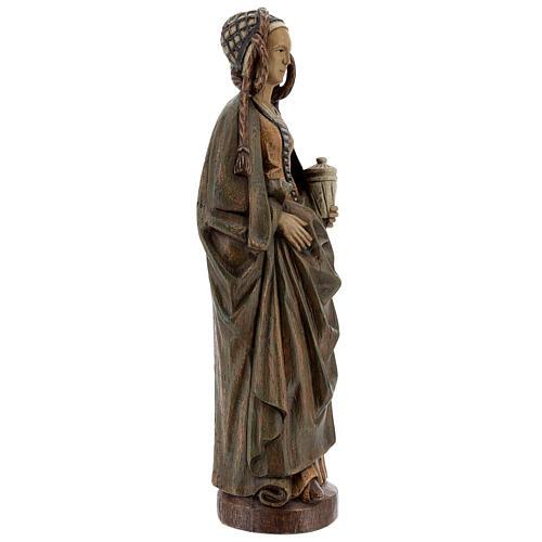 Santa Maria Maddalena 40 cm pietra Bethléem 4